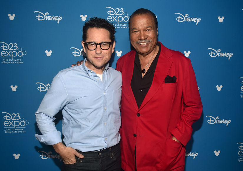 J.J. Abrams on Billy Dee Williams' Headline-Making Esquire Interview