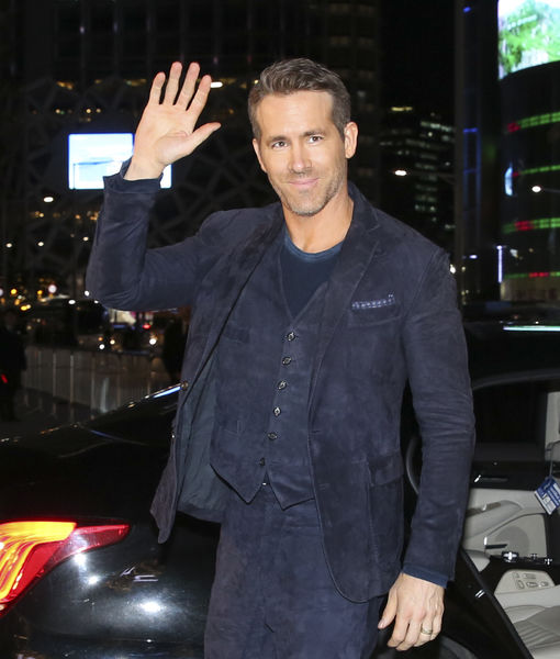 Watch! Ryan Reynolds Shows Off His Superhero Reflexes in Brazil