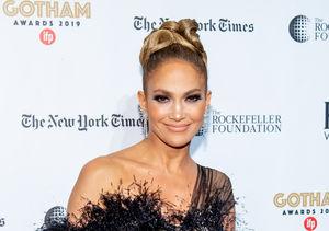 Jennifer Lopez on Black Friday Shopping and... 'Hustlers' on Broadway?