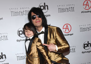 Criss Angel's Heartbreaking Revelation About His Son's Cancer…