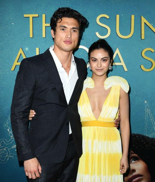 Report: 'Riverdale' Stars Charles Melton & Camila Mendes Split