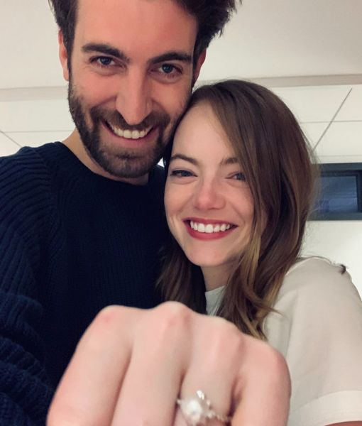 Why Eagle-Eyed Fans Believe Emma Stone Is Married!