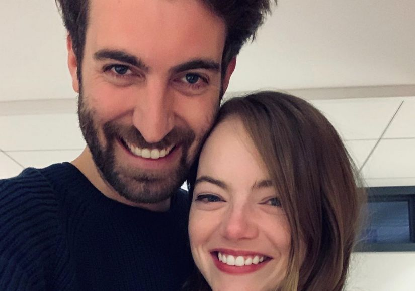 Emma Stone Engaged! Check Out Her Ring