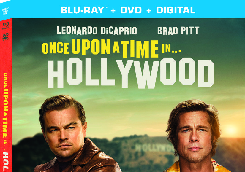 'Extra' Exclusive! See This 'Once Upon a Time… in Hollywood' Deleted…