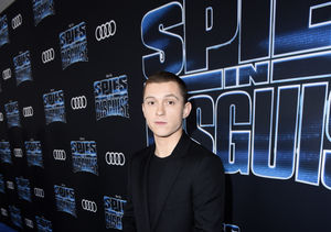 New Couple Alert? Tom Holland Is Reportedly Dating Nadia Parkes