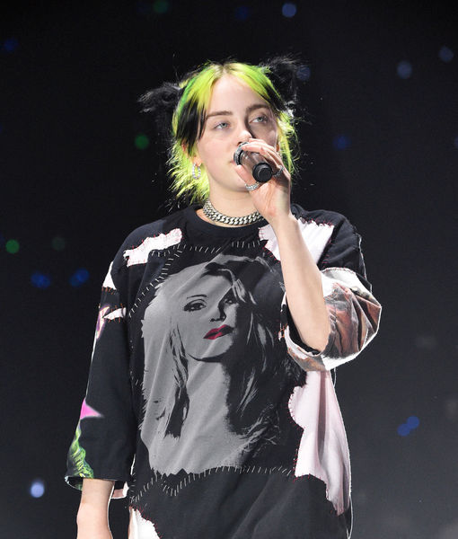 Billie Eilish Explains Her Britney Spears-Inspired Outfit: 'I Love Her So…