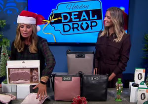 'Extra's' Deal Drop $25-or-Less Pop-Up Shop: Sleep Sets, Crossbody Bags,…