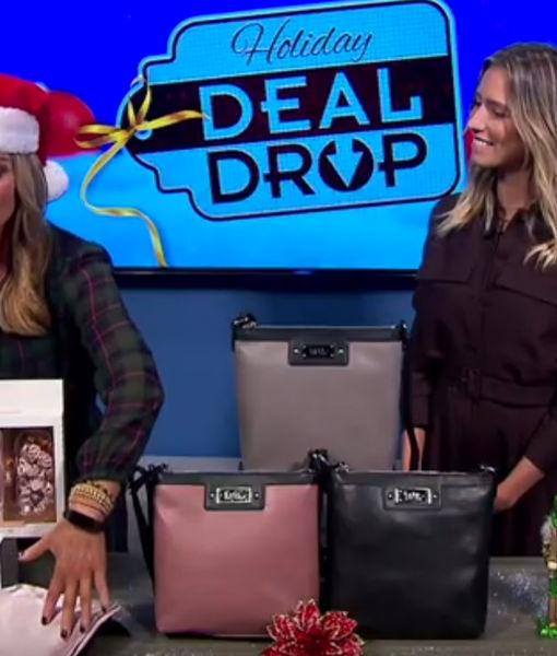 'Extra's' Deal Drop $25-or-Less Pop-Up Shop: Sleep Sets, Crossbody Bags,…