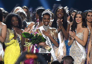 Miss Universe Zozibini Tunzi's 'Surreal' Reaction to Her Big Win