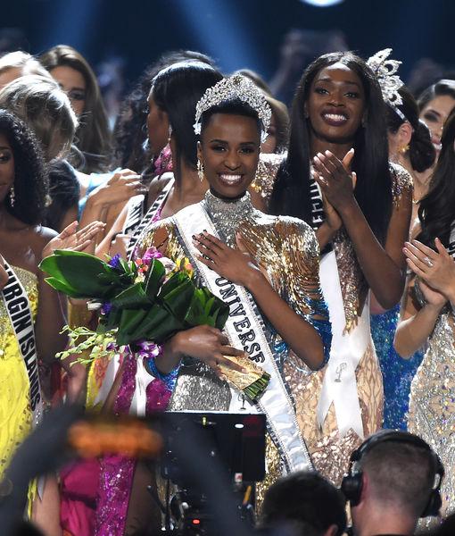 Miss Universe Zozibini Tunzi's 'Surreal' Reaction to Her Big Win