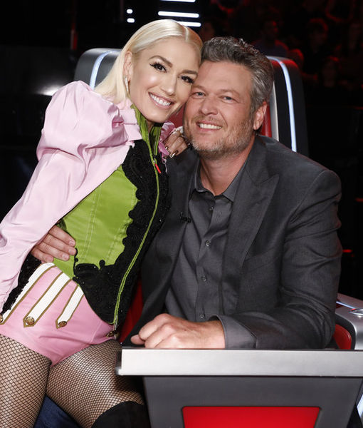 Gwen & Blake Talk Her Leaving 'The Voice'