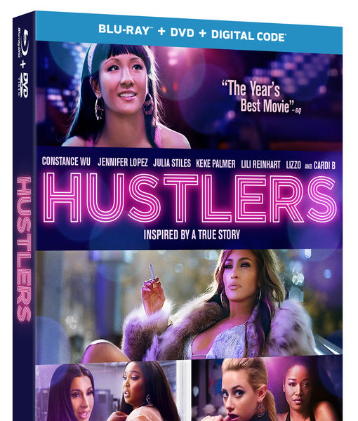 Win It Hustlers On Blu Ray Dvd And Digital Extratv Com