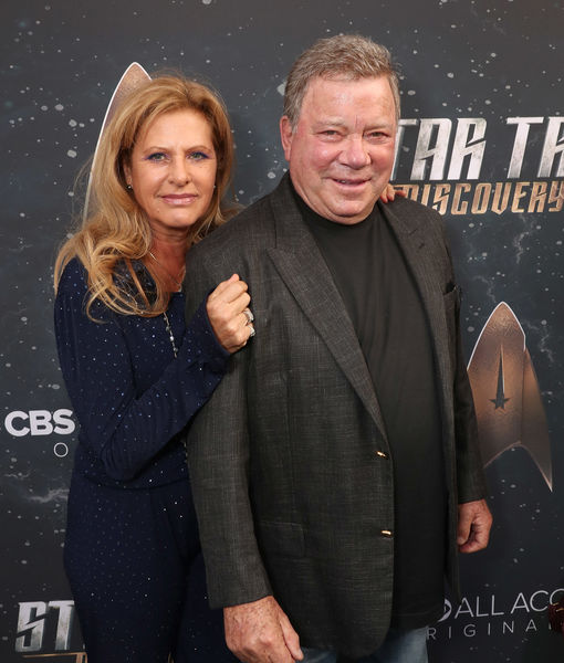 William Shatner Files for Divorce from Much Younger Wife Elizabeth
