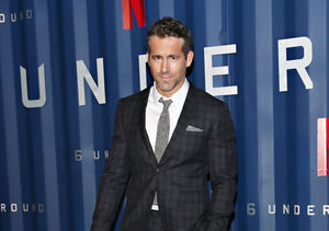 Ryan Reynolds Describes the Moment That Fan Barrier Came Crashing Down