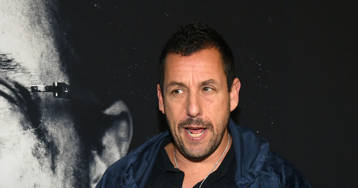 Adam Sandler Explains Why He Doesn't Read Reviews of His ...
