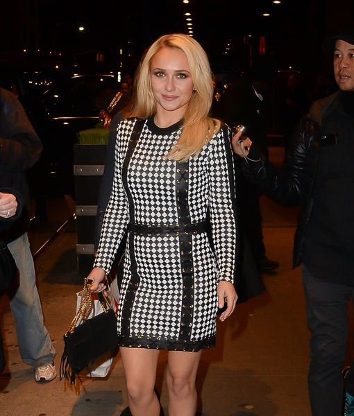 Hayden Panettiere Debuts Short New 'Do -- See the Pic