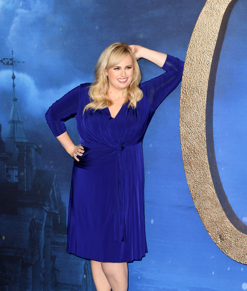 Rebel Wilson Says She Lost 8 Pounds Shooting 'Cats'