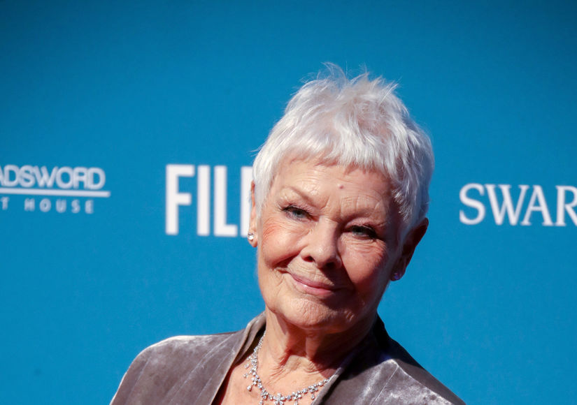 Judi Dench Calls Taylor Swift 'Sweet,' Plus: Will She Watch the Next Bond…