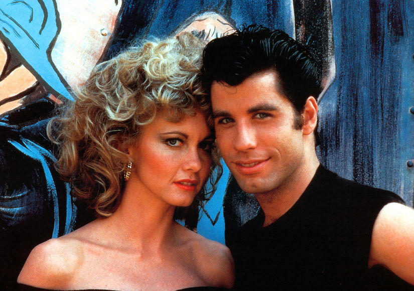 olivia-newton-john-john-travolta-grease-getty