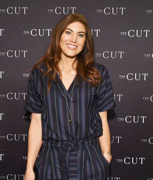Hope Solo Expecting Twins — See Her Baby Bump!