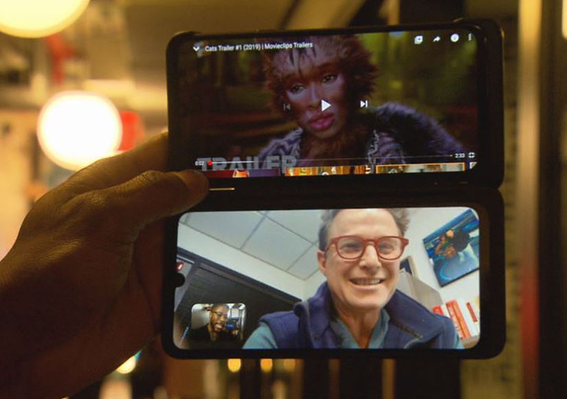'Extra' Goes Coast-to-Coast with the LG G8X ThinQ with LG Dual Screen