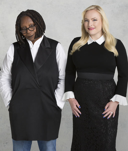 Whoopi Goldberg & Meghan McCain Explain Their Latest 'Heated' Argument…