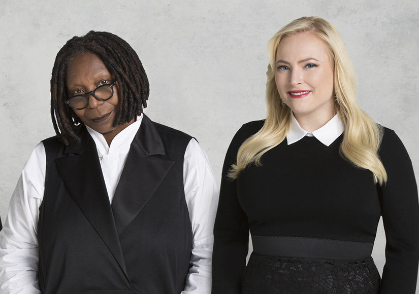 Whoopi Goldberg & Meghan McCain Explain Their Latest 'Heated' Argument on 'The View'