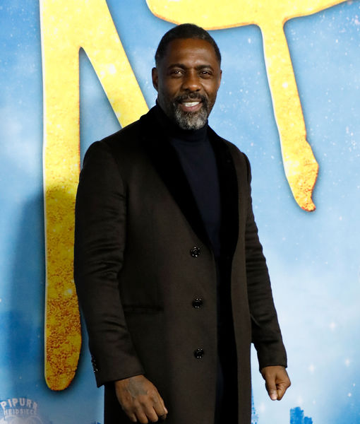 Idris Elba Is Latest Star to Test Positive for Coronavirus