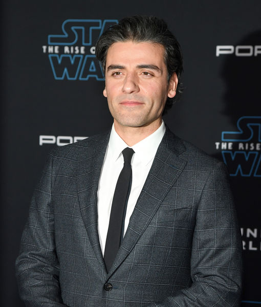 Oscar Isaac 'Snot Cried' When He Watched 'Star Wars: The Rise of…