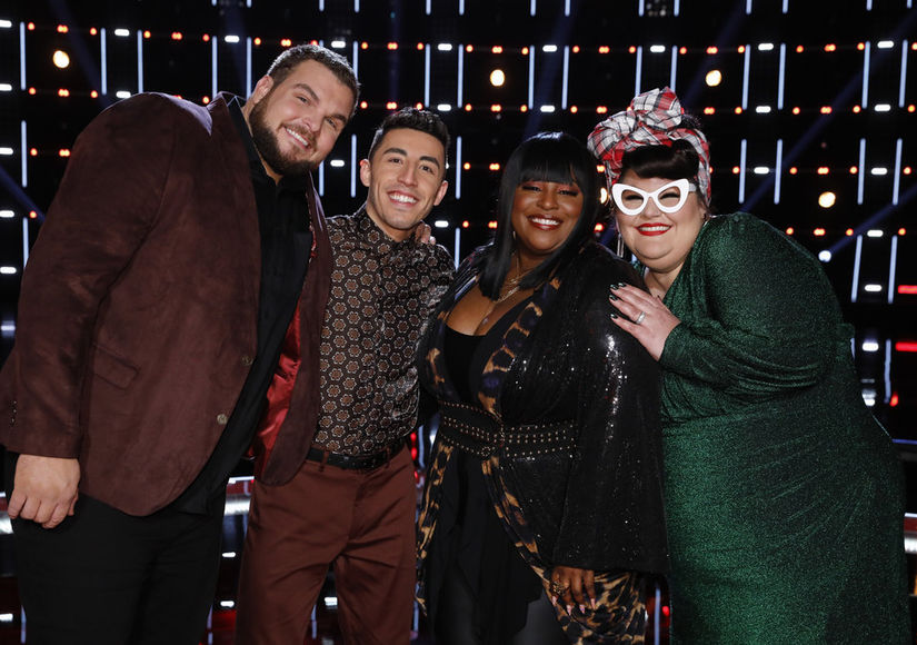 'The Voice' Finale Live Blog! Who Is the Season 17 Winner?