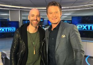 Chris Daughtry Jokes He's 'Not Good at Winning' After Coming in Second on…
