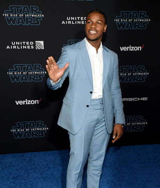 John Boyega Wants an Animated 'Star Wars' Spin-Off with This Co-Star