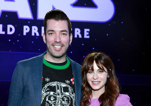 Jonathan Scott Admits It Was 'Intimidating' Singing with Zooey Deschanel