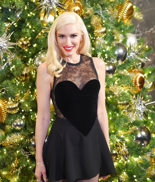 Gwen Stefani's Fun and Affordable Christmas Surprise for Her Kids, Plus: More…