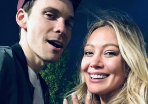 Hilary Duff & Matthew Koma's Holiday Wedding