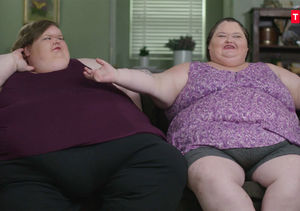 Siblings Share Weight-Loss Journey with New TV Show '1,000-Lb.…