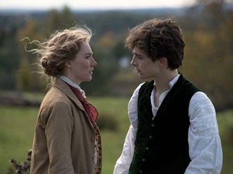 'Little Women' Cast Praises Film, Plus: Timothée Chalamet's Message to Fans