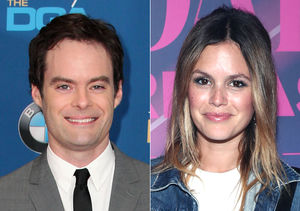 Are Bill Hader & Rachel Bilson Dating?
