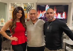 Rekindled Romance? Teresa Giudice Celebrates Christmas Eve with Ex-BF