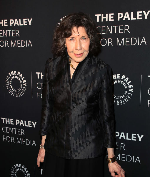Lily Tomlin Arrested