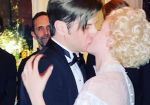 Julia Garner Weds Rocker Mark Foster