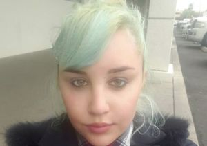 Did Amanda Bynes Get a Face Tat? See the Pic