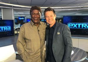 John Amos Dishes on 'Coming to America 2'