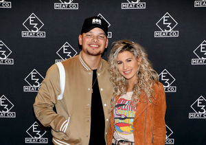 Kane Brown Gives 'Extra' a Tour of Daughter Kingsley's Rustic-Chic Nursery