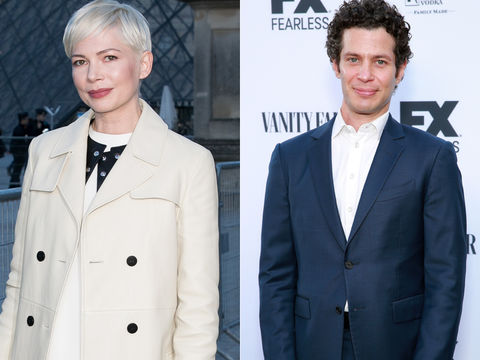 Michelle Williams & Thomas Kail Reportedly Engaged and Expecting!