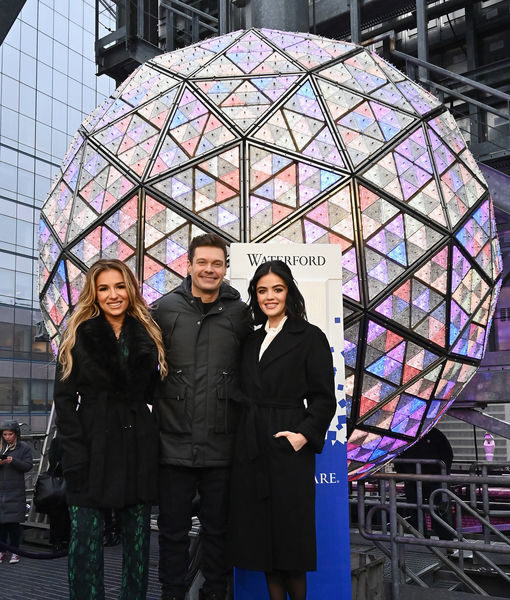 Ball Drop! What to Expect on 'Dick Clark's New Year's Rockin' Eve with Ryan…