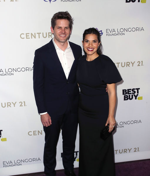 America Ferrera & Ryan Piers Williams Expecting Baby #2
