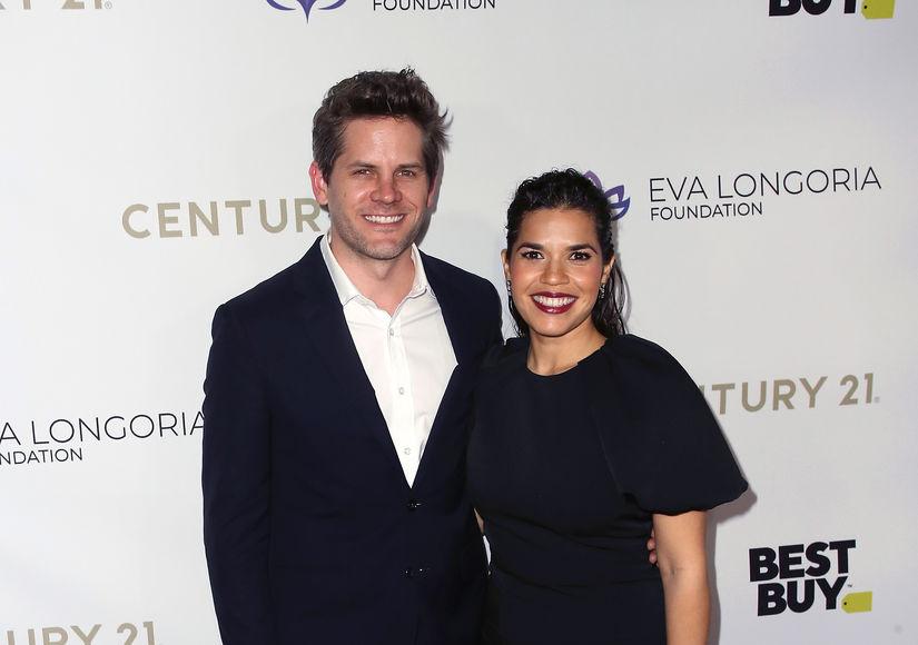 America Ferrera & Ryan Piers Williams Expecting Baby #2
