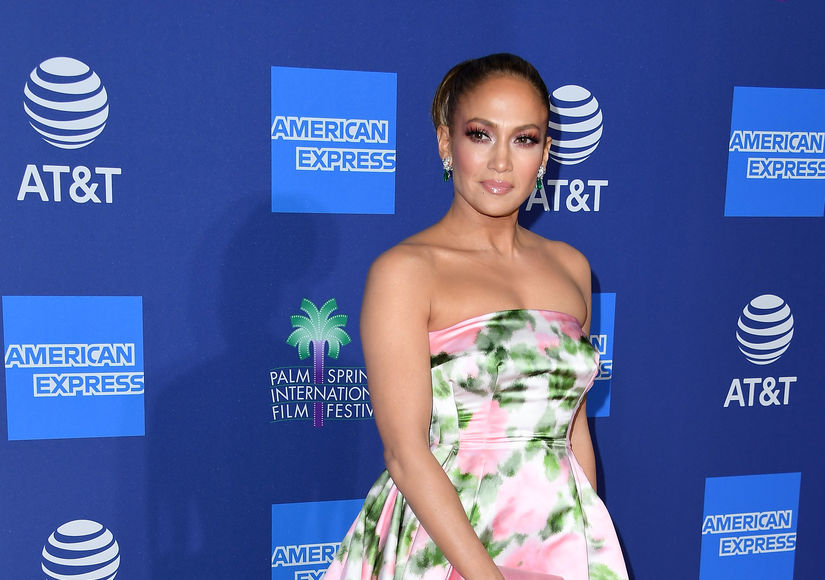 J.Lo Shares Hopes for 2020, and Talks Super Bowl and Christmas Gift from A-Rod