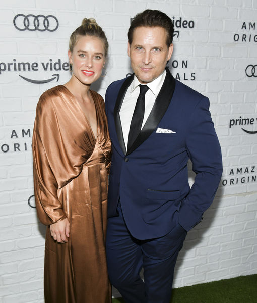 Peter Facinelli & Lily Anne Harrison Engaged!